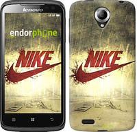 "Чехол на Lenovo S820 Nike 8 ""1025c-52"""
