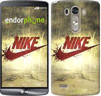 """Чехол на LG G3 D855 Nike 8 """"1025c-47"""""""