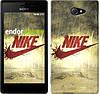 "Чехол на Sony Xperia M2 D2305 Nike 8 ""1025c-60"""