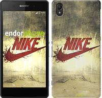 "Чехол на Sony Xperia Z2 D6502/D6503 Nike 8 ""1025c-43"""