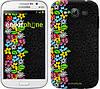 "Чехол на Samsung Galaxy Grand I9082 цветочный орнамент ""2390c-66"""
