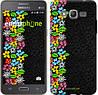 "Чехол на Samsung Galaxy Grand Prime G530H цветочный орнамент ""2390c-74"""