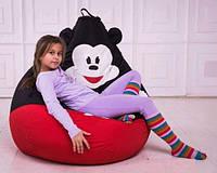 """Бескаркасная мебель для детей  """"Микки Маус"""""""