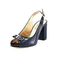 Босоножки женские Foletti FL84 синие