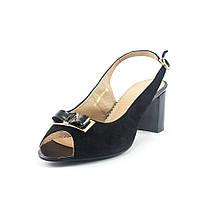 Босоножки женские Foletti FL65-1 черные
