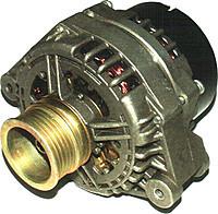 Генератор ВАЗ 2108 2109 21099 2110 2111 2112 под инжектор 80А АТ