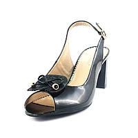 Босоножки женские Foletti FL525 черные