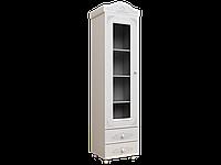 Ассоль АС-01 шкаф-пенал со стеклом