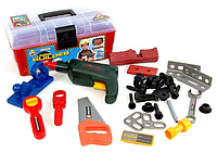 Набор инструментов 2059 в чемодане, 33 элемента