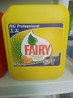 Средство Для Мытья Посуды Fairy 5л