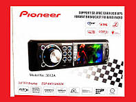 Автомагнитола Pioneer 3012А Video экран LCD 3'' USB+SD