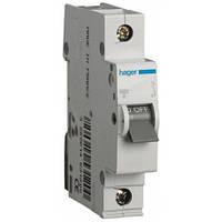 Автоматический выключатель Hager-C06, 1 полюс