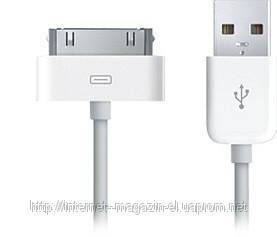 USB кабель шнур iPhone iPod дата кабель зарядка, фото 2