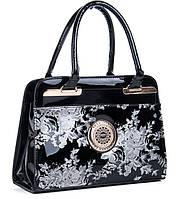 Женская сумка AL-747 black. Женские сумки, большой выбор, продажа женских сумок Одесса 7 км