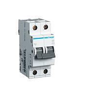 Автоматический выключатель Hager-C16, 2 полюса