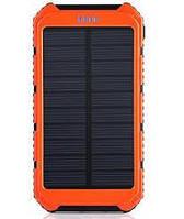 Солнечный Повербанк Solar Power Bank 20000