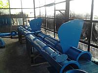 Зерновой обеговый транспортер зерна. Зачистной транспортер, фото 1
