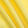 Чехол на кушетку велюровый (цвет - желтый)