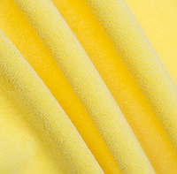 Чехол на кушетку велюровый (цвет - желтый), фото 1