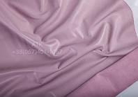 Кожа одежная наппа светло-розовая