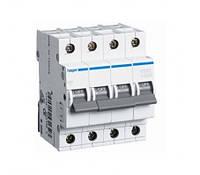 Автоматический выключатель Hager-C63, 4 полюса