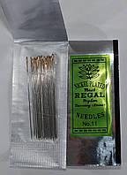 Иглы для вышивки бисером №11 (20 шт в упаковке)