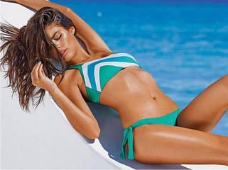 Женские купальники, бикини новые модели тренд 2017