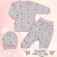 Наборы для новорожденных швами наружу Рост: 56 см (5435-2)