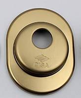 Защитная броненакладка Cisa 06480 тёмная бронза (Италия)