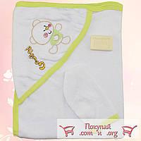 Полотенца для малышей Размер 70х 65 см Турция (5441)
