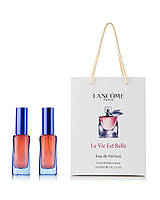 Парфюм в подарочной упаковке Lancome La Vie Est Belle  40 мл(2шт по 20мл)