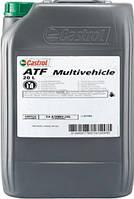 Масло для трансмиссии Castrol ATF Multivehicle 20л