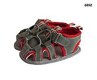 Пинетки-сандалии для мальчика. 11 см, фото 1