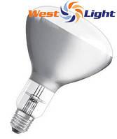 Лампа для подогрева еды OSRAM, SICCA R125 CL 375W E27 инфракрасная