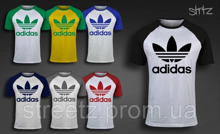 Мужская футболка Adidas Originals, фото 2