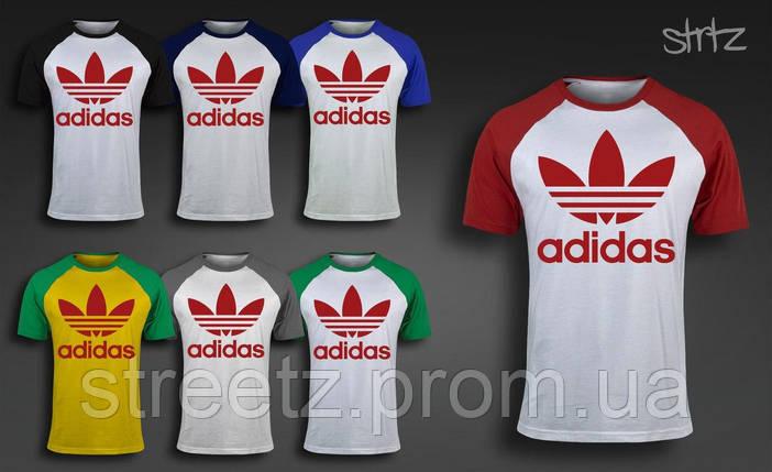 Чоловіча футболка Adidas Originals, фото 2