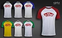 Мужская футболка Vans Raglan T-Shirt