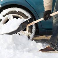 Лопаты автомобильные