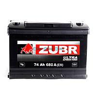 АКБ  6CT-74 Zubr 680A