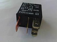 Реле блока коммутации МАЗ (аналог YLE 24В 25А) (5А/10А 5 контактн.) (YL-398-24V-C-R), фото 1