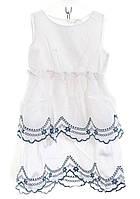 Натуральное хлопковое платье на девочку Gaialuna
