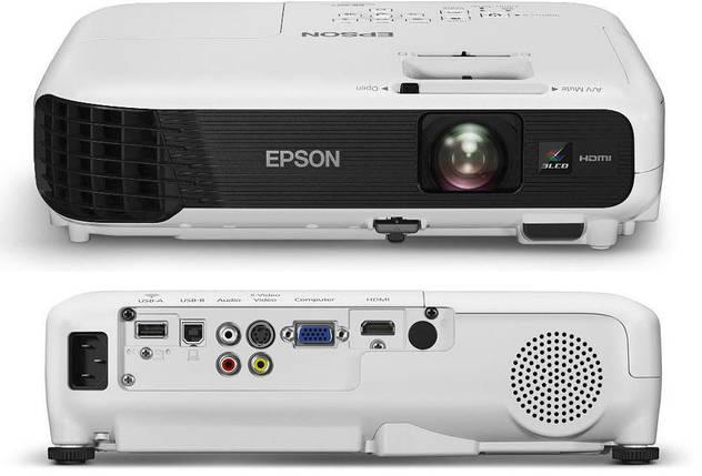 Мультимедийный проектор Epson EB-X04 (V11H717040), фото 2