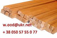Рейка деревянная, брусок (сосна)
