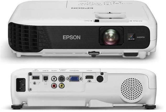 Мультимедийный проектор Epson EB-W04 (V11H718040), фото 2