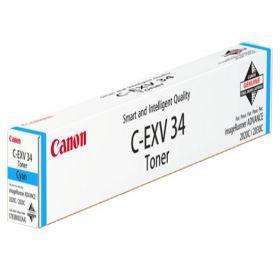 Тонер Canon (C-EXV34) iRC2020/2030 (3783B002) Cyan