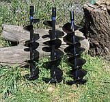 Шнеки для мотобуров (буры)