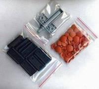 Пакеты с застёжкой Zip Lock — практичные, надёжные, герметичные!