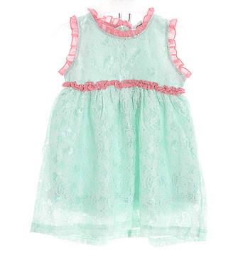 Нарядное летнее платье на девочку Gaialuna