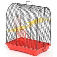 Клетка для грызунов Бунгало-3