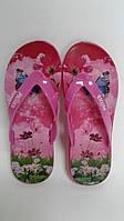 В'єтнамки жіночі пляжні рожеві Паяс, фото 1